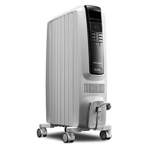 1) De'Longhi Full Room Radiant Heater