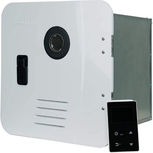 1) FOGATTI Water Heater