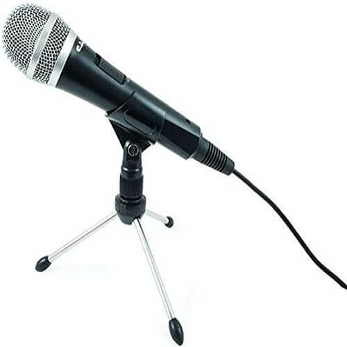 10) CAD Dynamic Recording Microphone