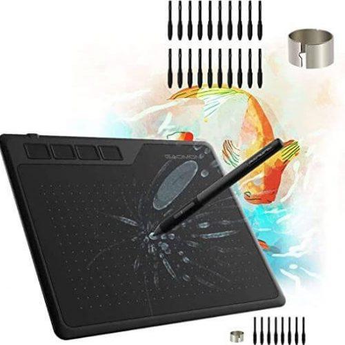 10) GAOMON Graphics Tablet