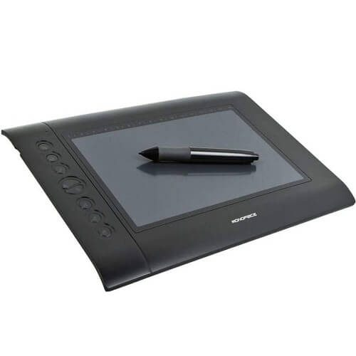 10) Monoprice Drawing Tablet