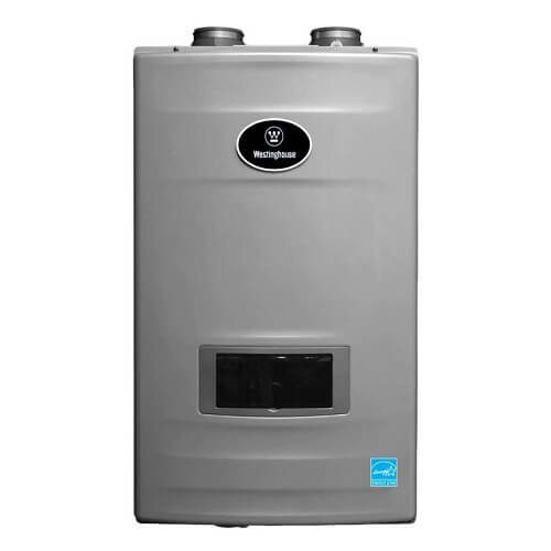10) Westinghouse Tankless Water Heater