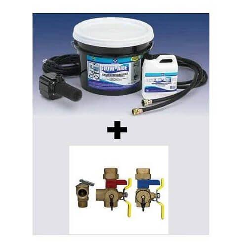 10) Whitlam Flow-Aide Descaler Kit