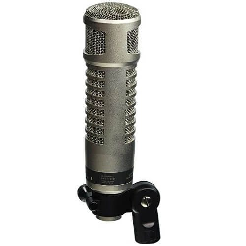 2) Electro-Voice Dynamic Microphone