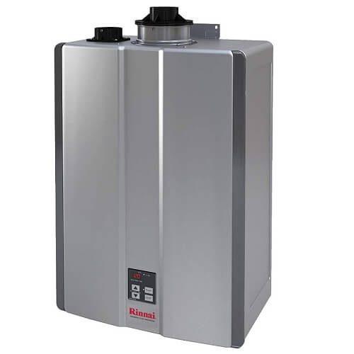 2) Rinnai Natural Gas Heater