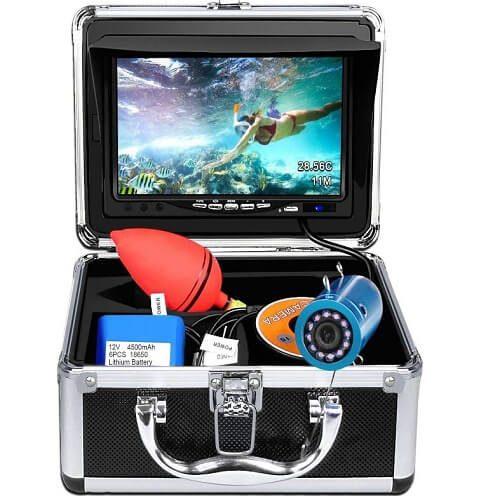 2) Underwater Fishing Camera