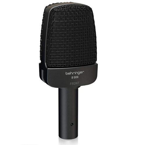 3) Behringer Dynamic Microphone