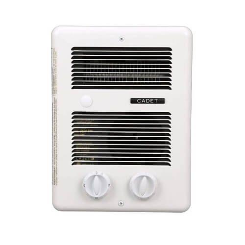 3) Cadet Bathroom Electric Heater