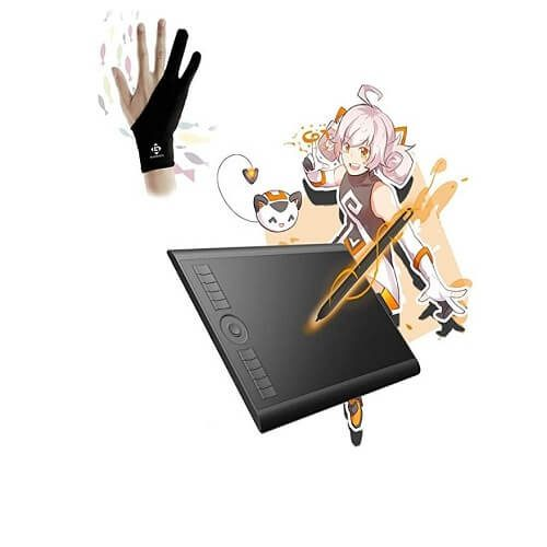 3) GAOMON Drawing Tablet