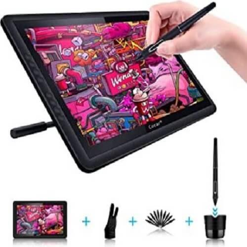 4) Cocar Drawing Tablet