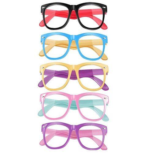 5) AZUZA Kids Blue Light Blocking Glasses