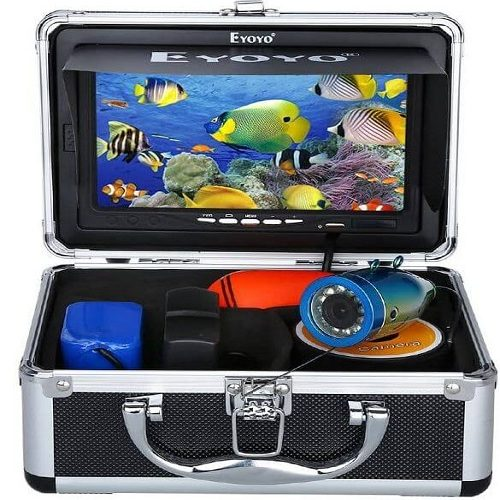 5) Rechargeable Battery Fish Finder