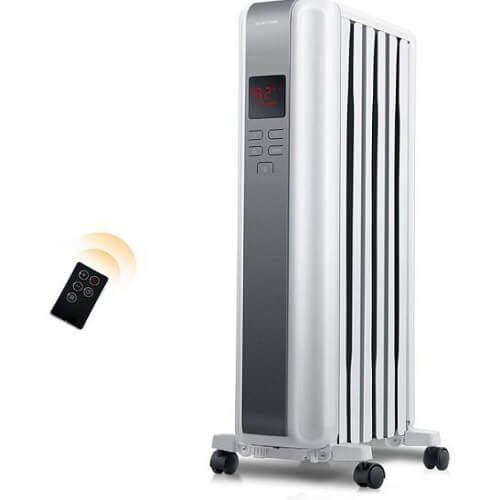 6) KopBeau Oil Filled Heater