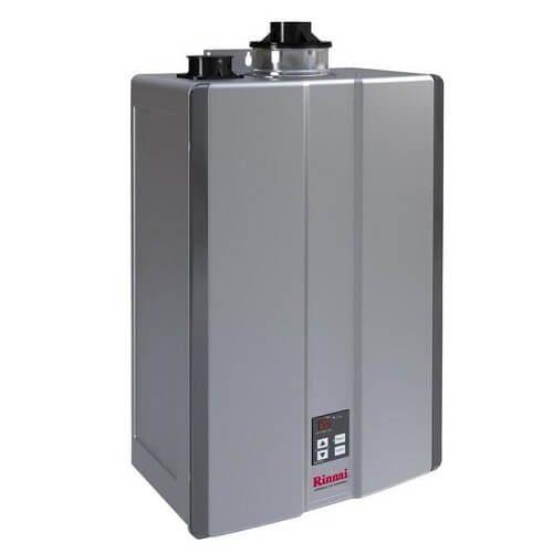 6) Rinnai Gas Water Heater