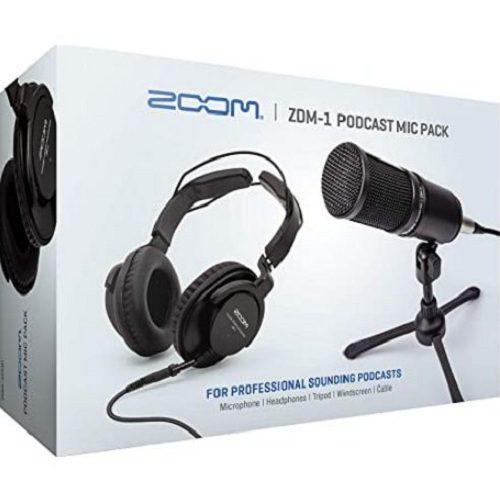 6) Zoom Dynamic Microphone