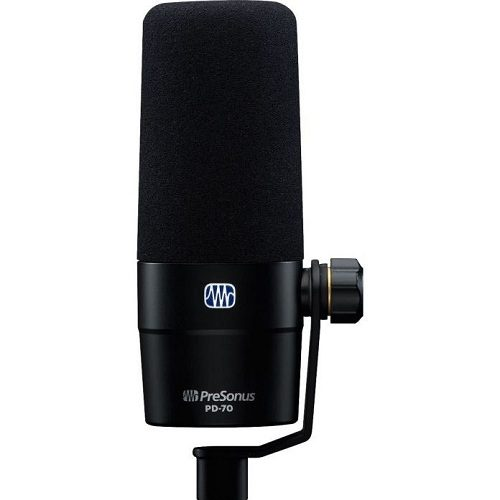 7) PreSonus Dynamic Microphone