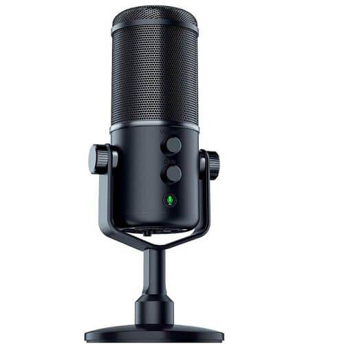 7) Razer Seiren Elite Microphone