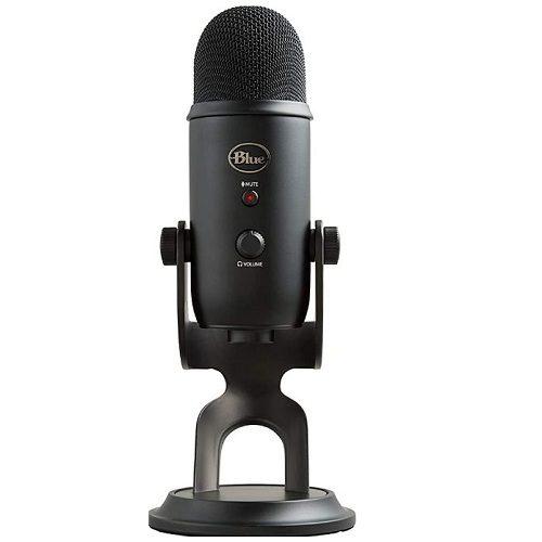 8) Blue Yeti USB Microphone