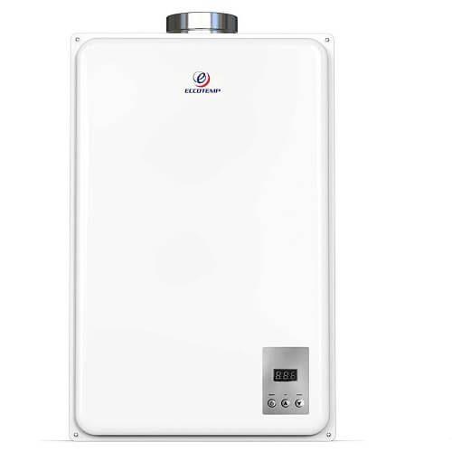 8) Eccotemp Natural Gas Water Heater
