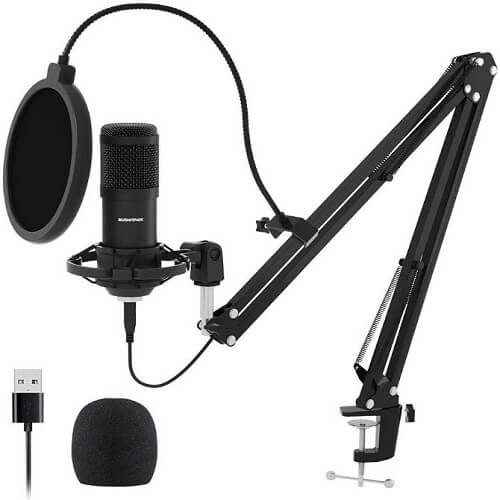 8) Sudotack Streaming Microphone