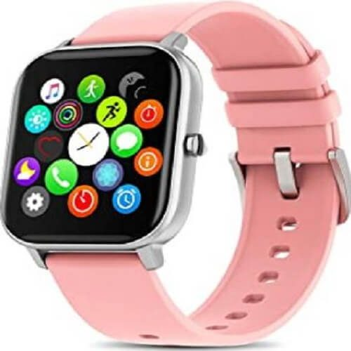 8) Yocuby Smart Watch