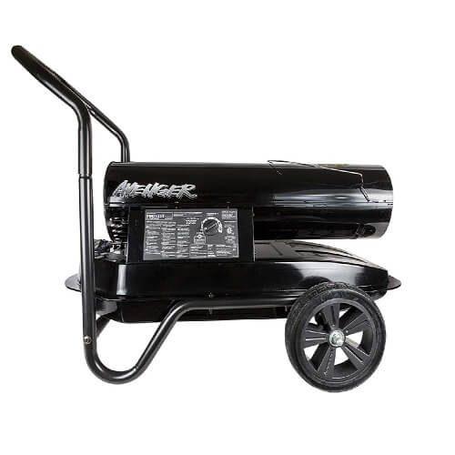 9) Avenger Multi Fuel Kerosene Heater
