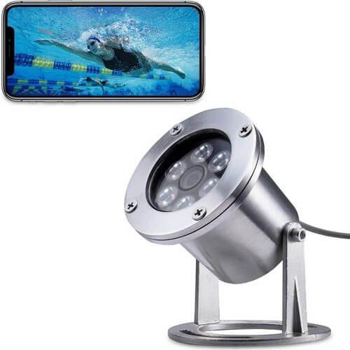 9) Barlus Pond Camera Fish Finder