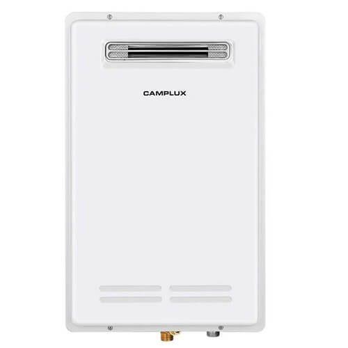 9) Camplux Water Heater